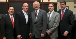 New trustees join Lisle Village Board, Mayor Broda sworn in for fourth term
